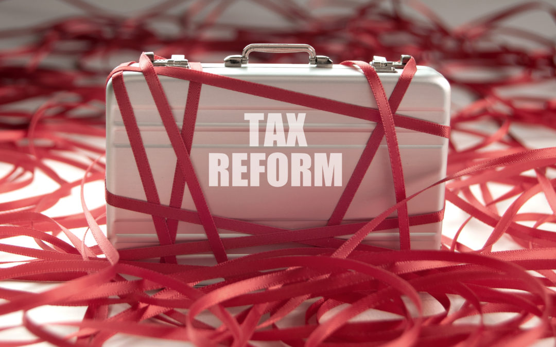 The Tax Cuts and Jobs Act (TCJA) – Individual Taxes
