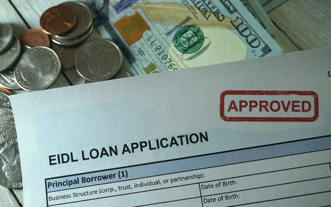 The Economic Injury Disaster Loan (EIDL) and EIDL Advance application portal has reopened!